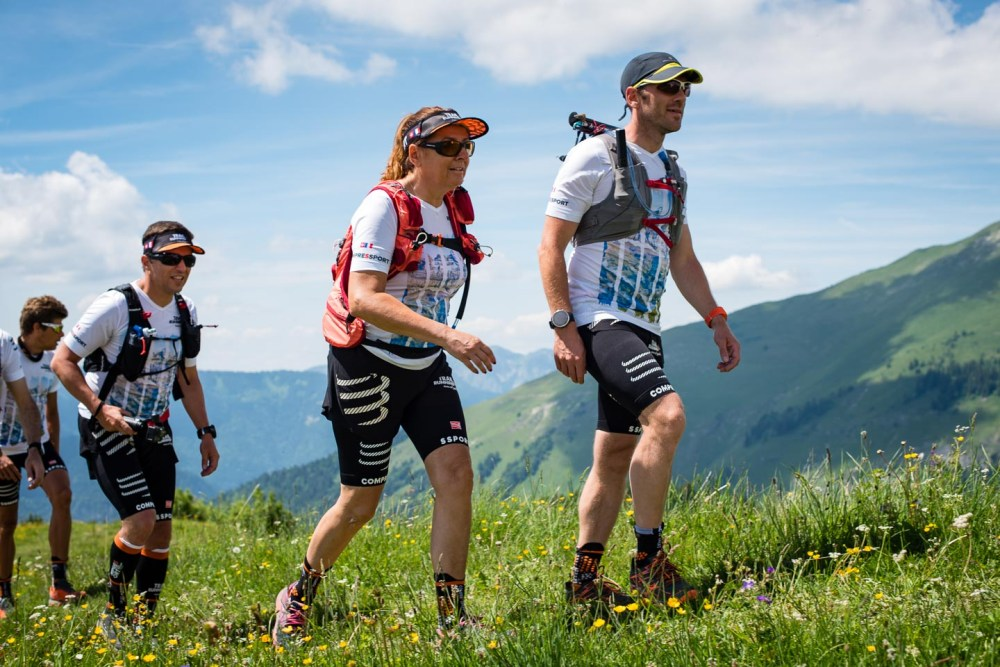 Trail Running Les Portes du Soleil Chatel