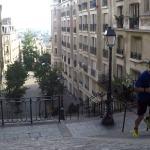 Urban Trail de la Butte Montmartre: le parcours