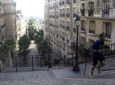Ultra Trail de la Butte Montmartre
