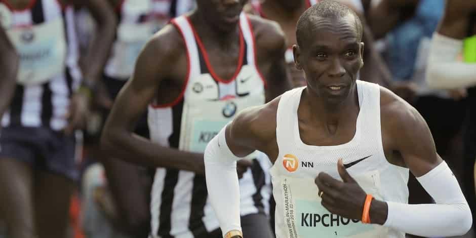 Eliud Kipchoge: record du monde sur le Marathon de Berlin