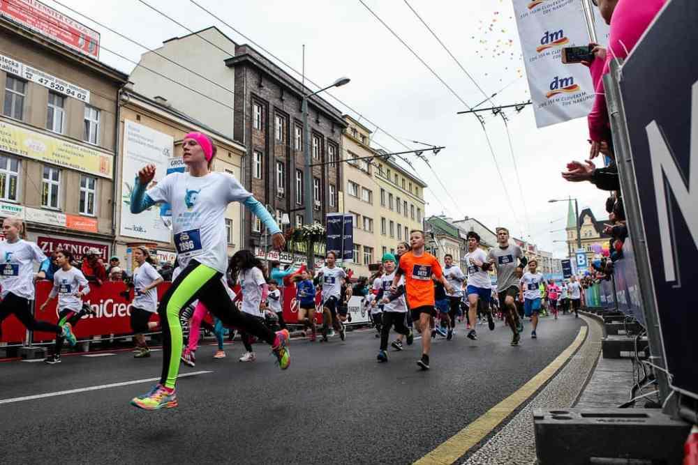 Course: semi-marathon de Usti nad Labem