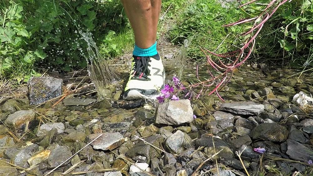 New Balance Hierro V3: la chaussure Trail Running qui protège de l'humidité