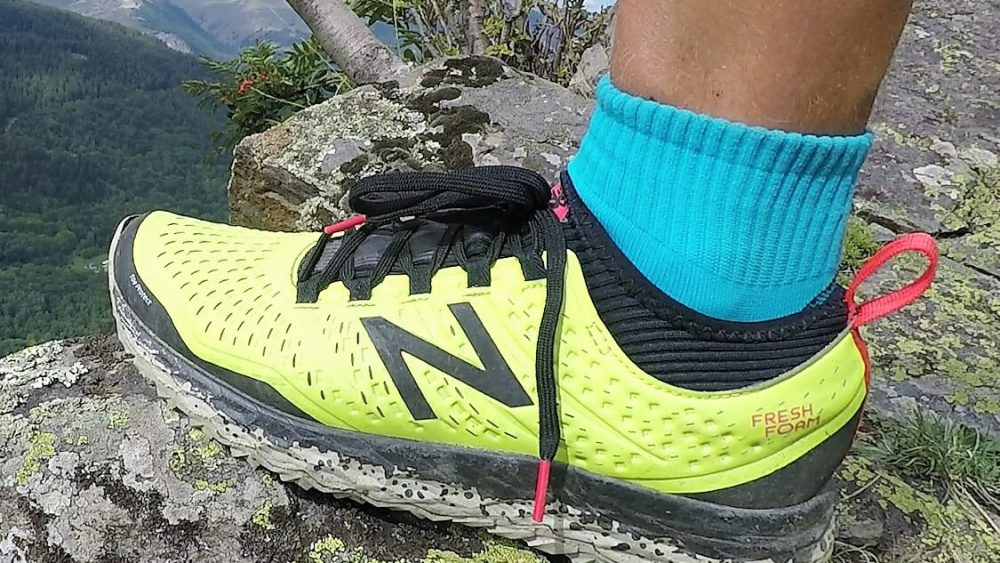 Test complet de la chaussure de trail running New Balance Hierro V3