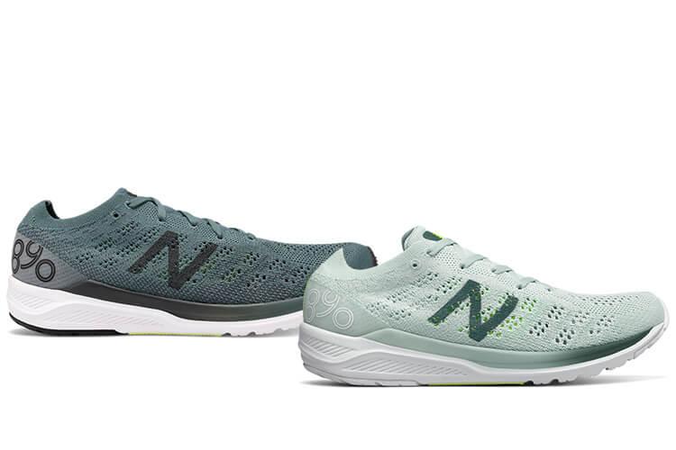 9ca1e64db091 New Balance 890 V7: une nouvelle version plus légère - Trail & Running