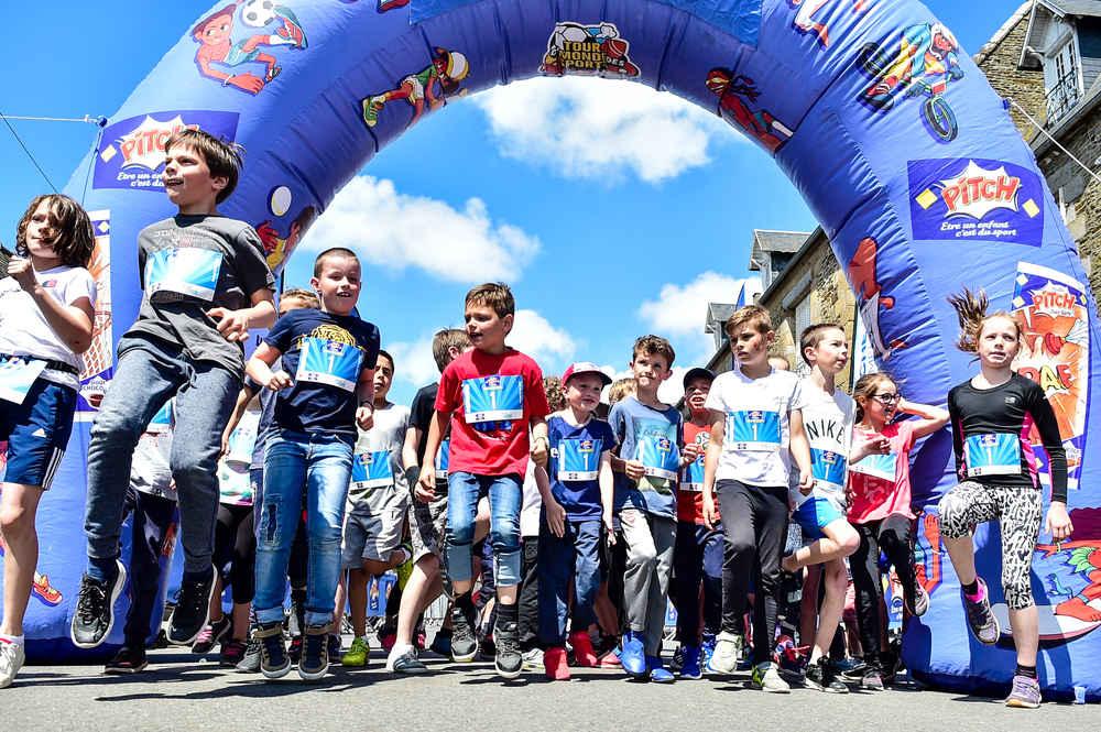 Run in Mont Saint-Michel: gros succès du Pitch marathoon's