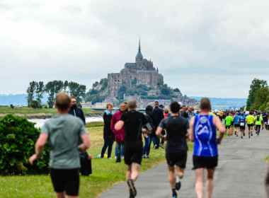 Run In Marathon du Mont Saint-Michel 2019