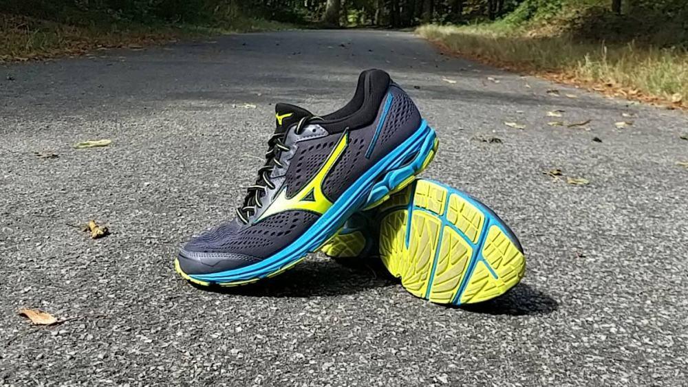 Mizuno Wave Rider 22: le test de la chaussure de course à pied pour marathon