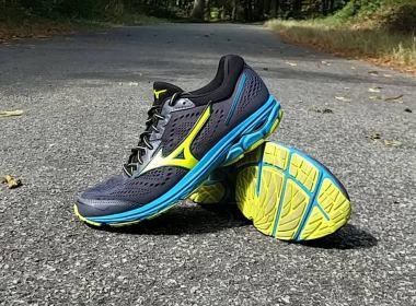 taille 40 9d010 d81b9 Mizuno Wave Rider 22: LA chaussure pour marathon - Trail ...