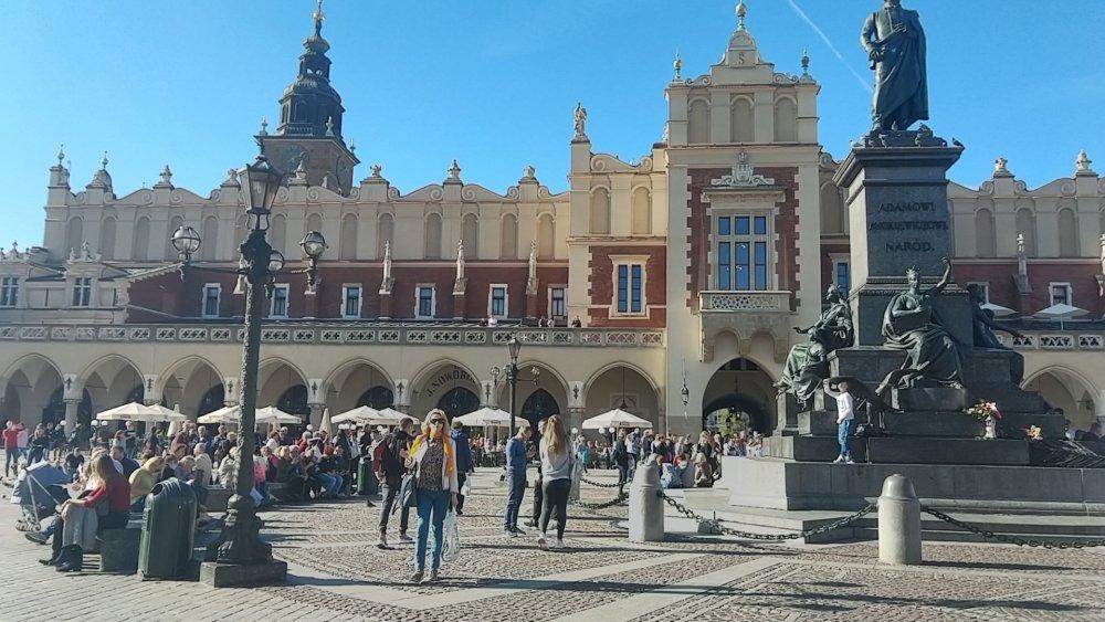 La Grand Place, la plus grande place médiévale d'Europe