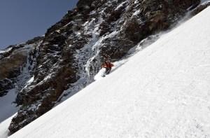 Jason and Andy Dorais Ski Mountaineering