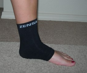 Zensah Ankle Compression Sleeve