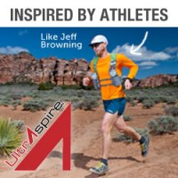 picture of jeff browning ultra runner wearing alpha pack from ultraspire