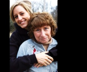 picture of Ashley Kumlien and her mom from MSRunTheUS.com