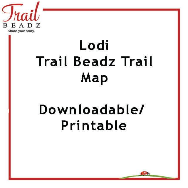 Trail Beadz Downloadable Lodi Trail Map Inside