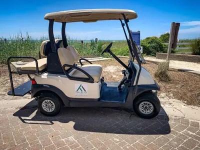 Golf Cart Rental Myrtle Beach
