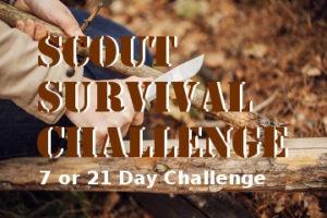 Scout Survival Challenge