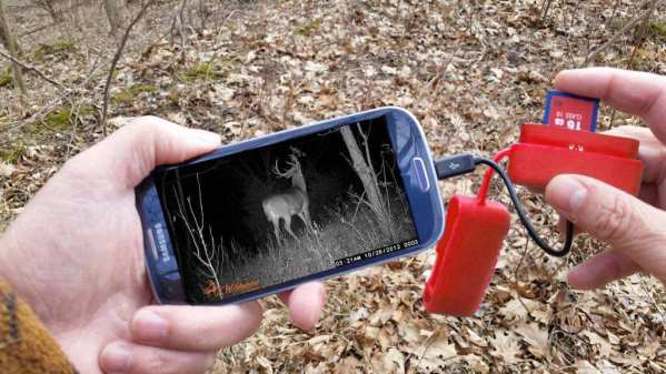 wireless game cameras