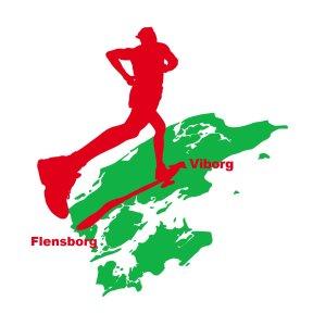 Etapeløbet Hærvejen starter i Flensborg og slutter 297 kilometer senere i Viborg