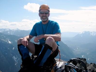 Jim On Summit