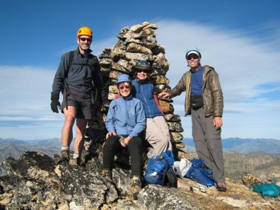 Group On Tower Summit