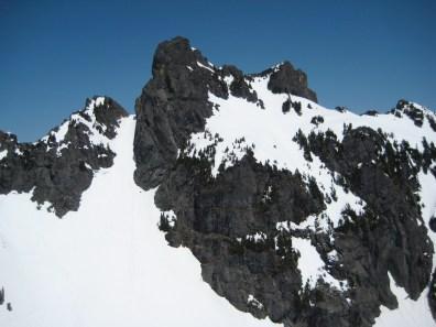 Gunn Peak From Gunn Point