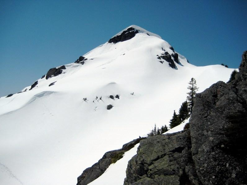 Tailgunner Peak From Gunn Point