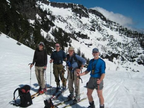 Group In Pineapple Basin