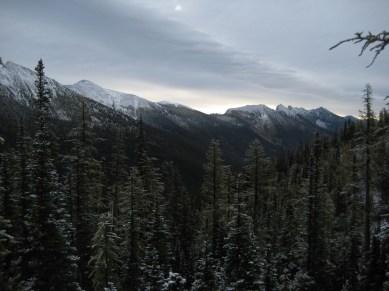 Lost Peak and Three Pinnacles