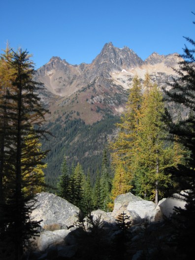 Cutthroat Peak From Liberty Bell Meadow