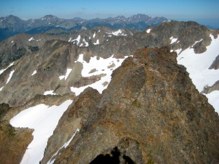 False Summit From True Summit