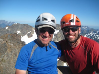 Tony and Terry On West Anderson Summit