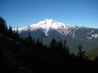 Glacier Peak From Buck Creek Pass