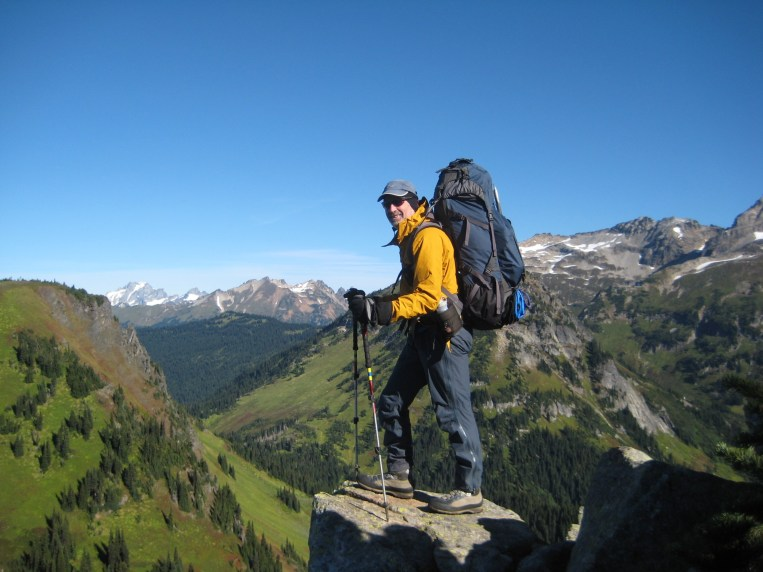 Jim Above Buck Creek Pass