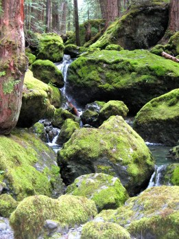Lena Creek Boulders
