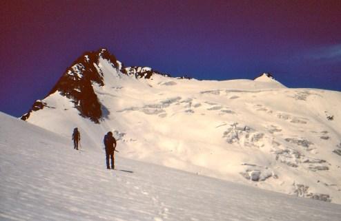 Walrus Glacier In June 1979