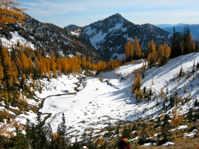 Carne Mountain and Lower Box Creek Basin