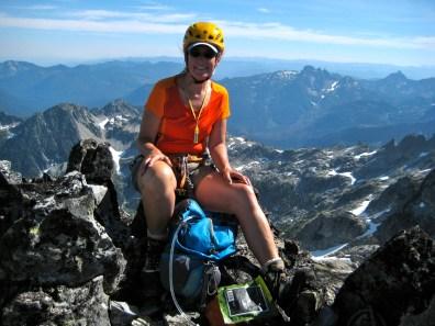 Eileen On Little Big Chief Summit