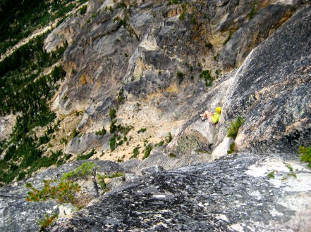 Looking Down From Top Of Pitch 5