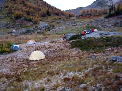 Camp 1 At High Meadow
