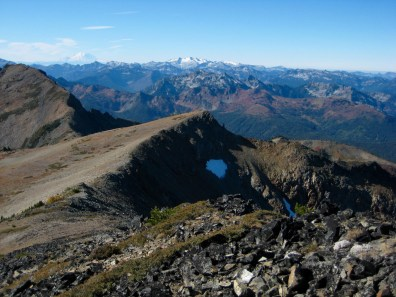 View From Big McWaukum Peak