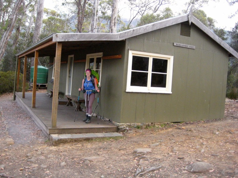 Arriving At Narcissus Hut On Day 5