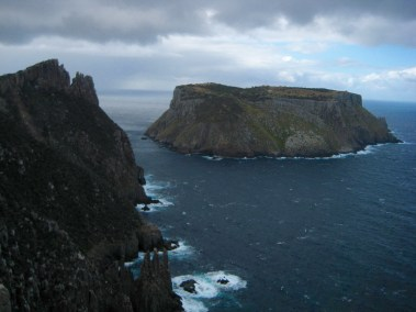 The Blade & Tasman Island