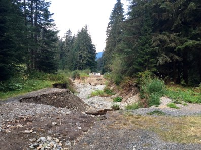 Looking Back At Hannegan Road Washout
