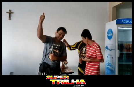Premiação Sênior - Bororó, campeão