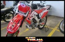 CRF 250R 008 2007