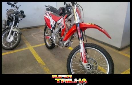 CRF 250R 009 2007