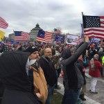 US Capitol storming