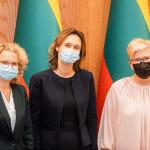 Lithuania leaders