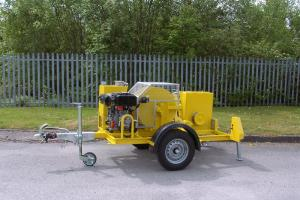 CPW 3000 Capstan Winch TWS LTD