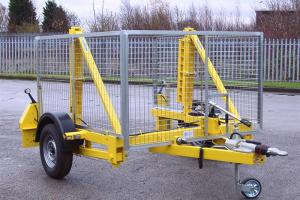 EEC Cable Drum Trailers